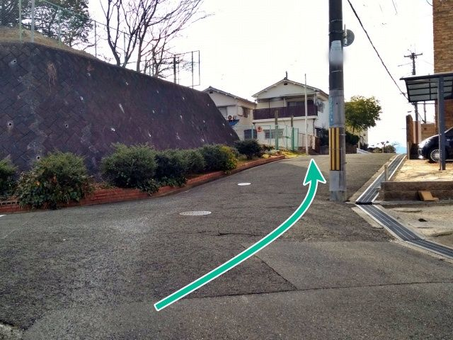 藤沢台駐車場の写真