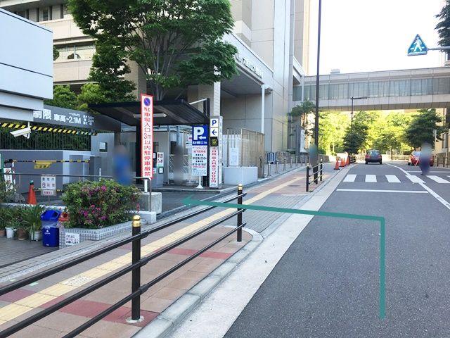 【道順1】府道30号線「近鉄前交差点」から「動物園前駅」方面へ「西」に進み、3つ目の信号を「左折」してください。