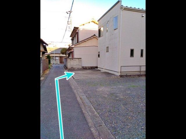 愛知県名古屋市守山区中新9-18駐車場