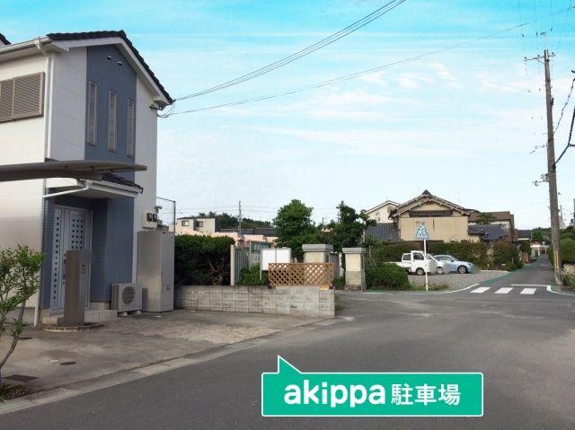 田辺小学校正門横駐車場【利用時間制限あり】【軽専用】の写真