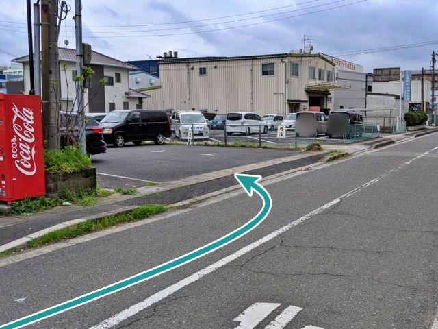 【予約制】akippa 企業団地内海駐車場【月】の写真URL1