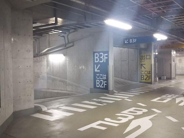 akippa区画はB3にございます