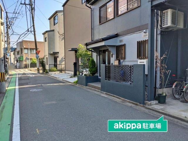 """伊崎2丁目松村宅""""akippa駐車場"""