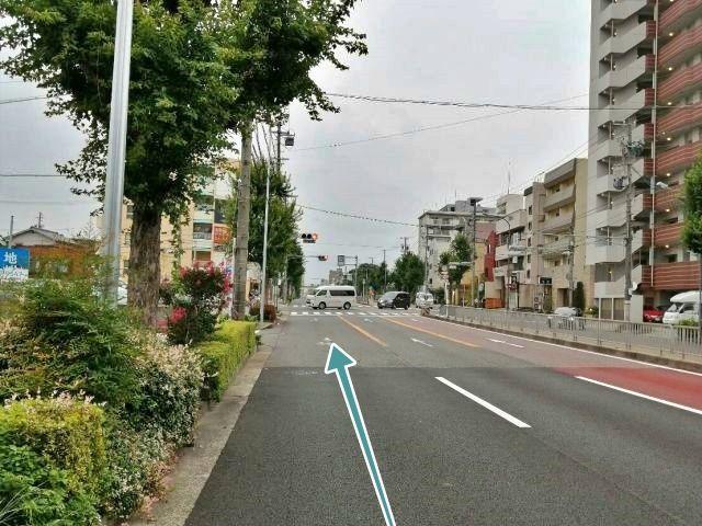 愛知県道215号線(出来町通)東進