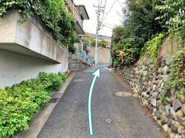 南太田駅から550m 伊東邸駐車場