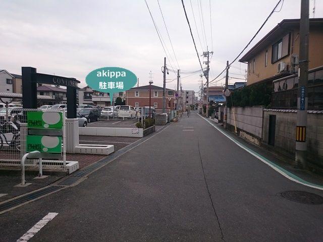 コンチネント西井駐車場の写真