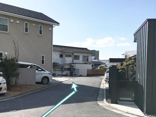 柳井津740番地周辺駐車場(2)の写真