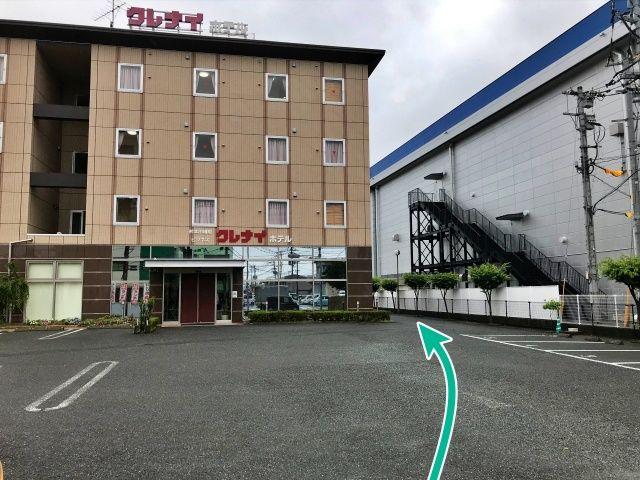 熊本市場前 ビジネスクレナイホテル