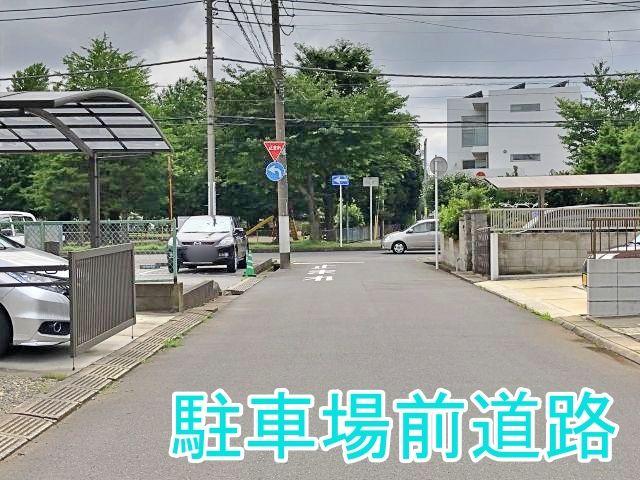 akippa勝田台北1丁目駐車場