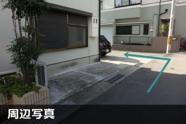 八尾市東弓削3 akippa駐車場【バイク専用】の写真