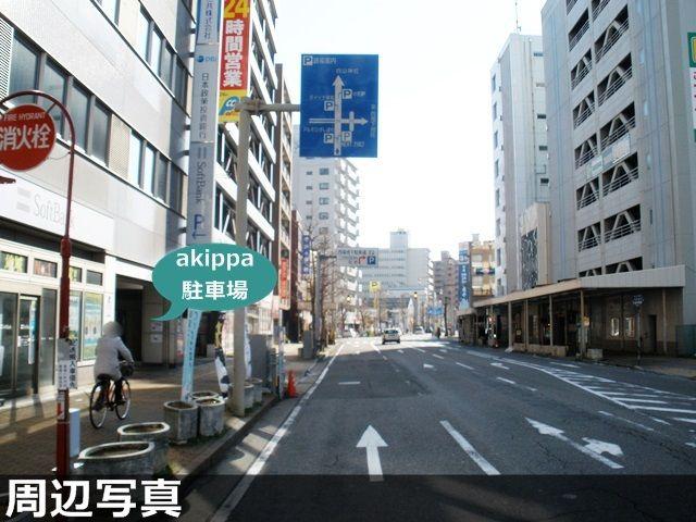 【予約制】akippa アルモひがしぼり【利用時間:平日のみ 18:00-23:59】【機械式】の写真URL1