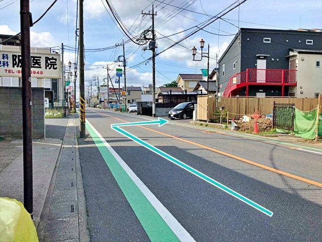 埼玉県さいたま市中央区本町西3-16-21駐車場