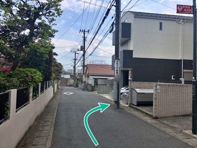 神奈川県横浜市緑区長津田7丁目駐車場