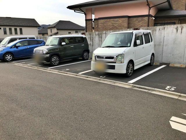 梟月極有料駐車場