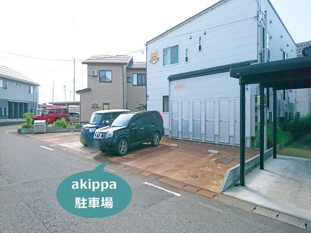 LUNA COURT駐車場の写真