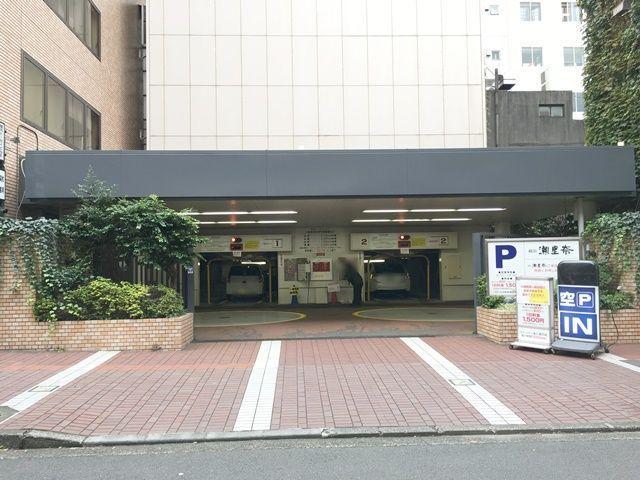 akippa 関内トーセイビルⅡ駐車場