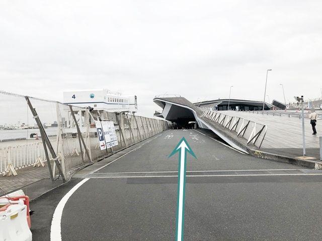 akippa 横浜港大さん橋国際客船ターミナル駐車場