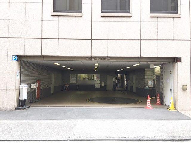 akippa 関内新井ビルパーキング