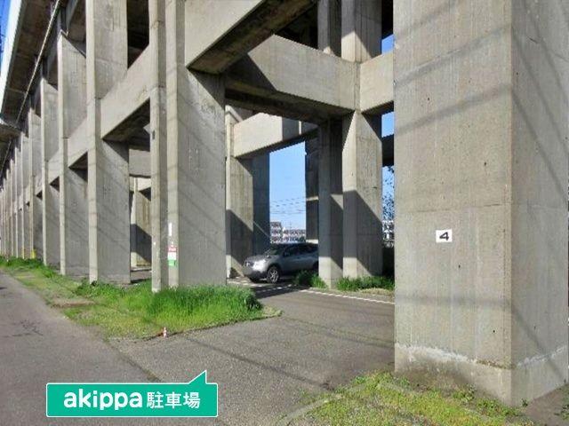 城岡1駐車場