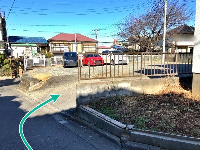 駐車場周辺(反対側)②