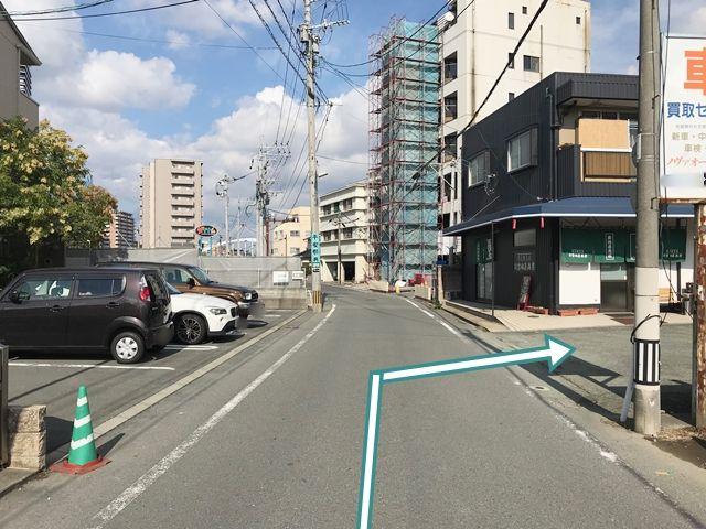 吉田屋海苔駐車場