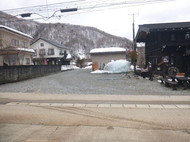 つゆくさ【前】 平湯駐車場