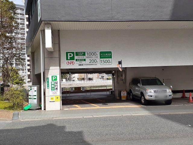 西鉄イン福岡駐車場【機械式/高さ165cmまで】平日のみ 7:00~21:00
