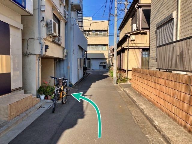 立川1丁目高橋邸[akippa]駐車場【バイク専用】