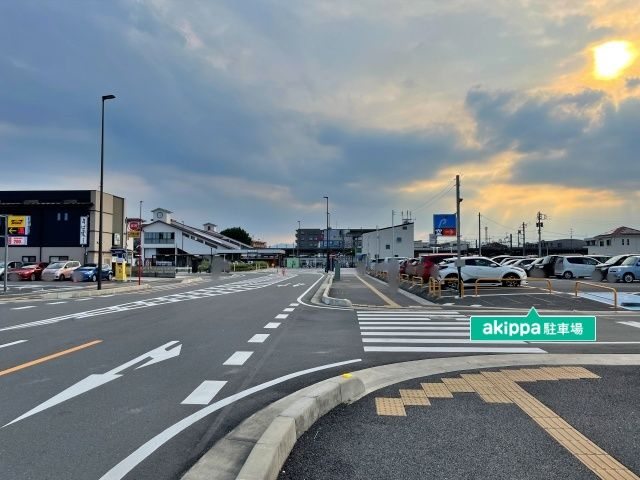 アップルパーク高坂駅前第1【バイク専用】【南側】