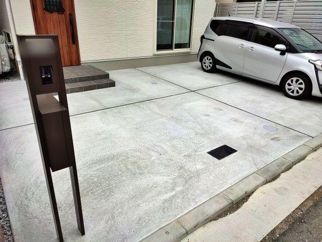 駐車スペース詳細