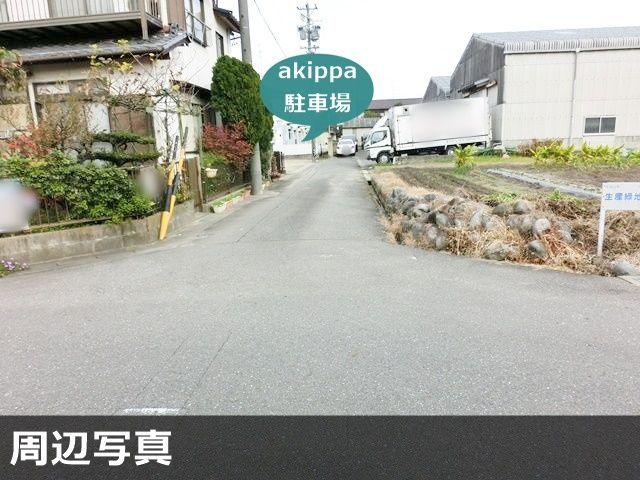 岩倉市神野町駐車場(8)