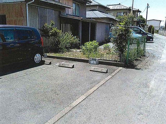 ハイツTAO横駐車場写真