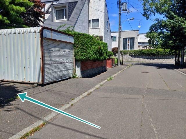アイスアリーナ増山宅akippa駐車場の写真