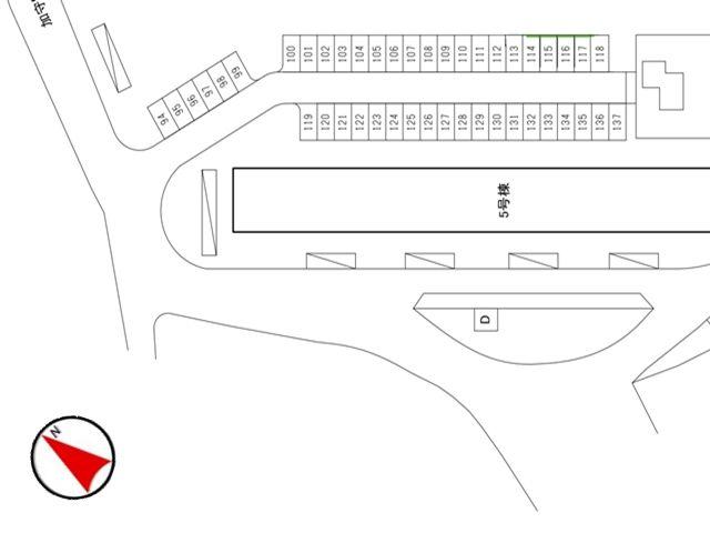 駐車場詳細図面