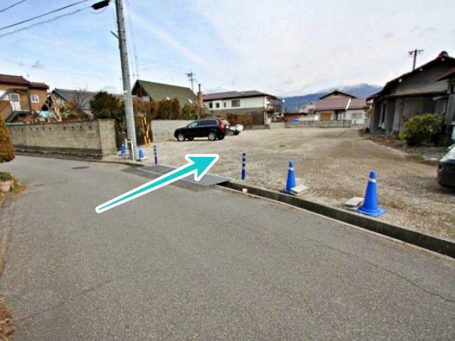 蛇原駐車場(じゃはらちゅうしゃじょう)の写真