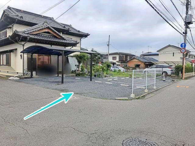 栃木県宇都宮市泉が丘7-2-8駐車場の写真