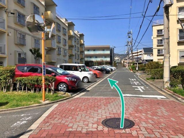 井口堂団地駐車場【5号棟付近】(0044)