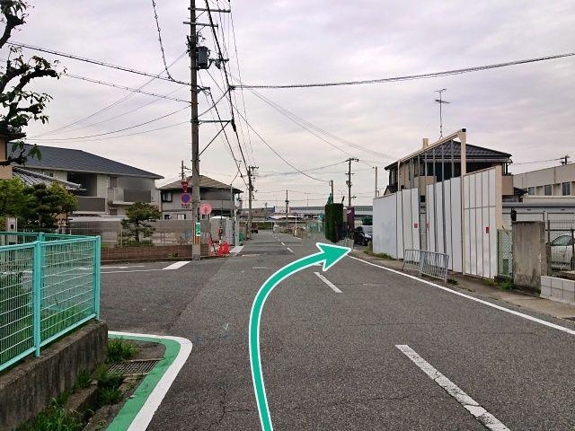 大阪府堺市西区浜寺船尾町東1-115駐車場【バイク】