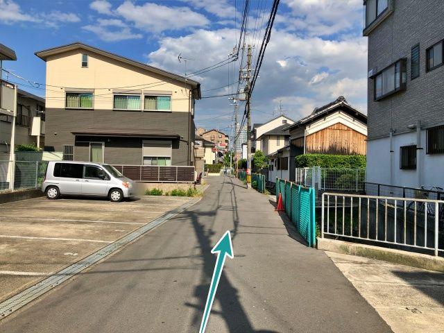 山口邸:木屋元町駐車場の写真