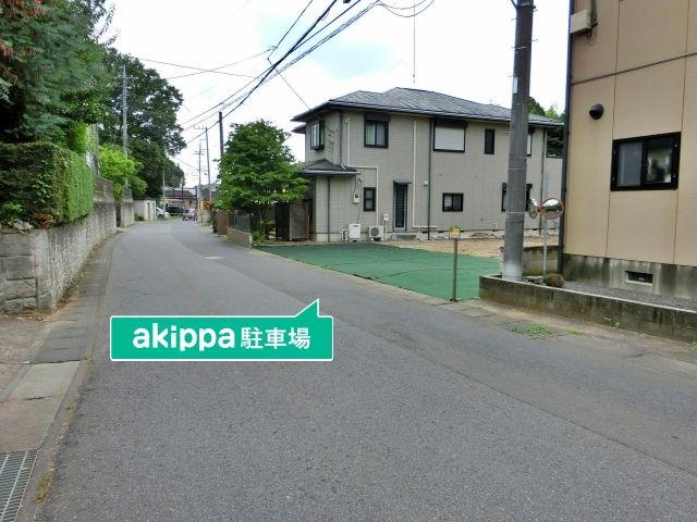 【予約制】akippa 土浦市小松3丁目9 駐車場 image