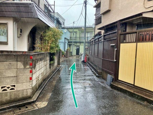 田端6丁目小澤邸[akippa]駐車場