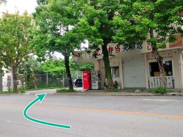 沖縄県うるま市天願139駐車場