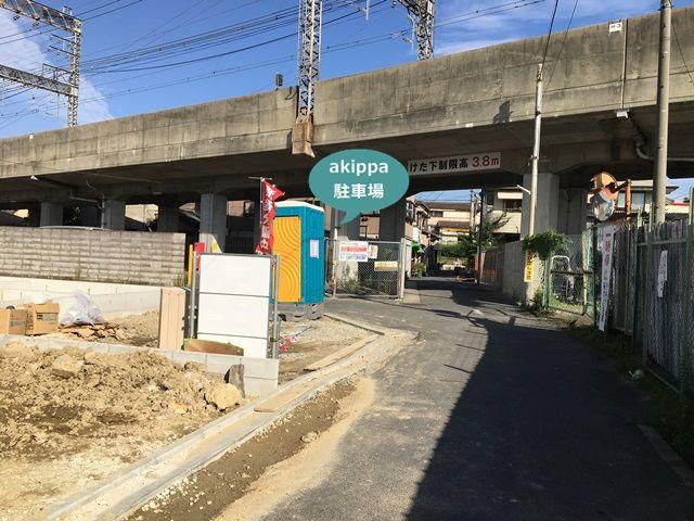 京阪寝屋川第2駐車場の写真