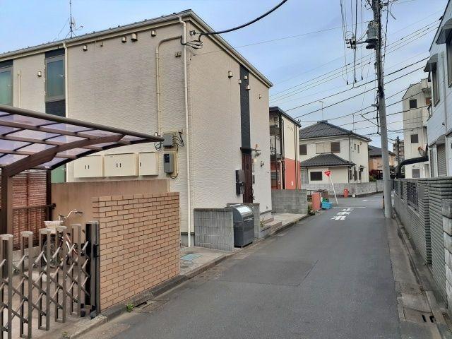【バイク】TOKYO HOUSE 竹ノ塚Ⅰ駐車場