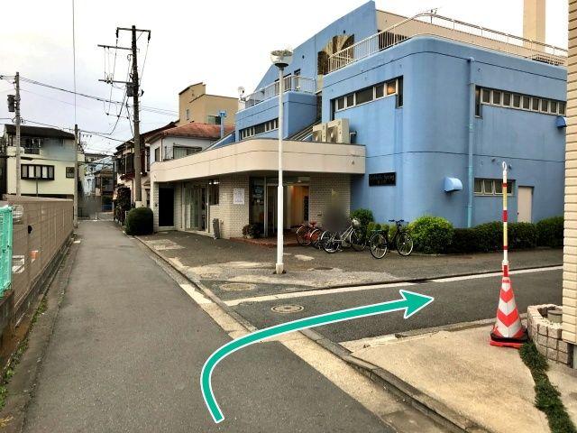 潮田湯(うしおだゆ)駐車場