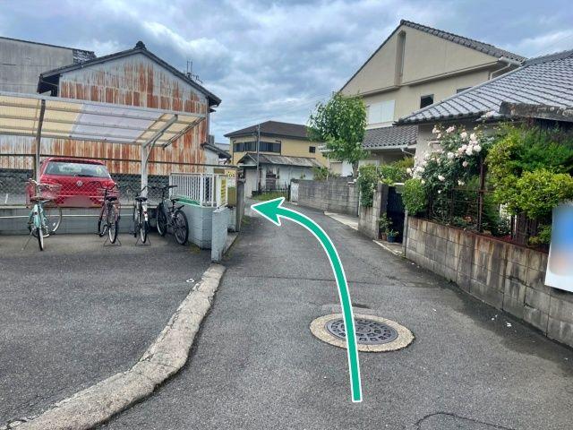 向出醤油醸造元駐車場【土日祝限定】