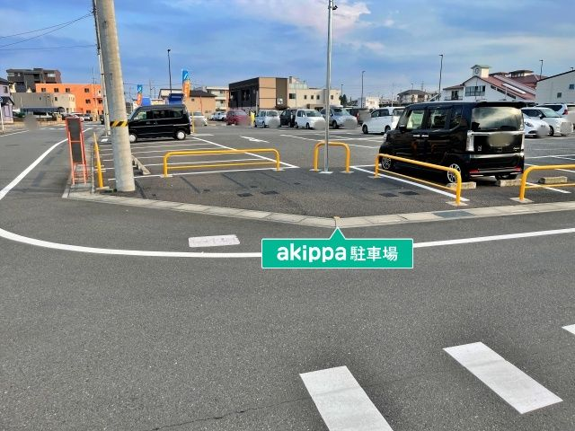 アップルパーク高坂駅前第1【バイク専用】【北側】