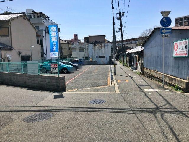 太平田辺第1ガレージの写真