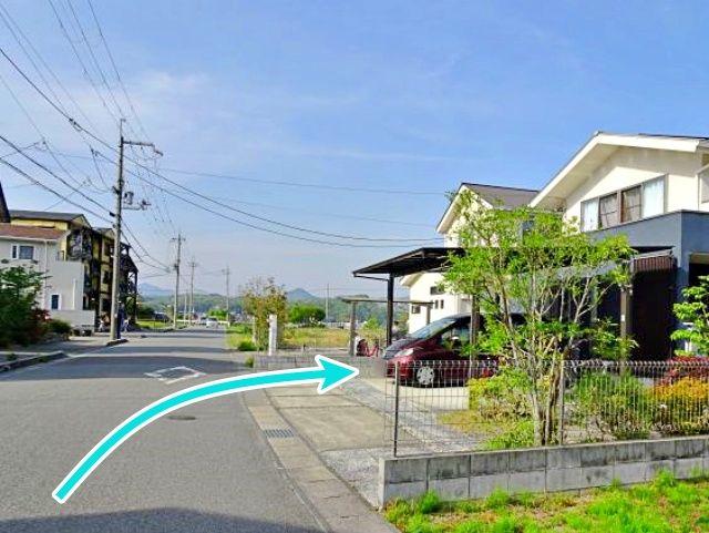 三田市天神3-9-13駐車場
