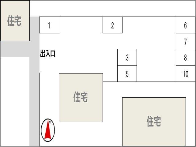 桜井第一駐車場の写真